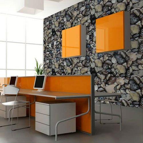 جدیدترین مدل های کاغذ دیواری طرح اداری