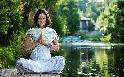 برنامه ریزی برای انجام ورزش یوگا و مدیتیشن