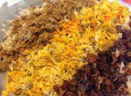 بهترین دستور پخت عدس پلو ایرانی