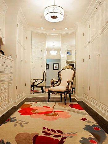 نکات دکوراسیون رایج درمورد فرش
