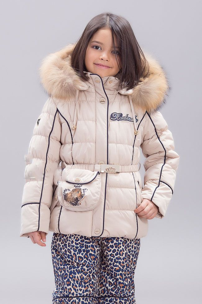 مدل های زیبای کاپشن ویژه دختر بچه برند Radrad