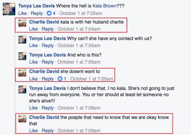 ماجرای عجیب فیسبوک زن و شوهر گمشده