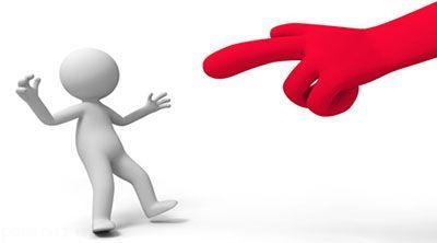 انتقاد لطف بزرگی که در حق شما می شود