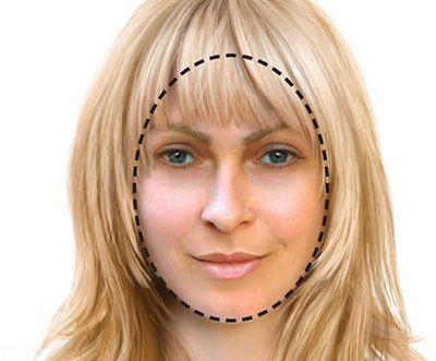 بهترین مدل مو طبق انواع صورت خانم ها