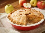 آموزش تهیه تارت سیب کیکی خوشمزه