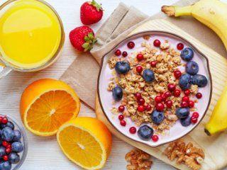 بهترین گزینه صبحانه کودکان مدرسه ای