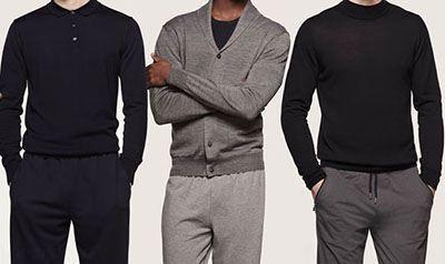 مدل شلوار مردانه برای تیپ پاییزی