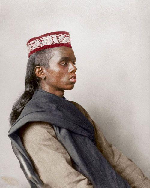 عکس های دیدنی از اجداد مردم آمریکا