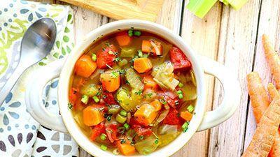 سوپ کلم و تاثیر در کاهش وزن افراد