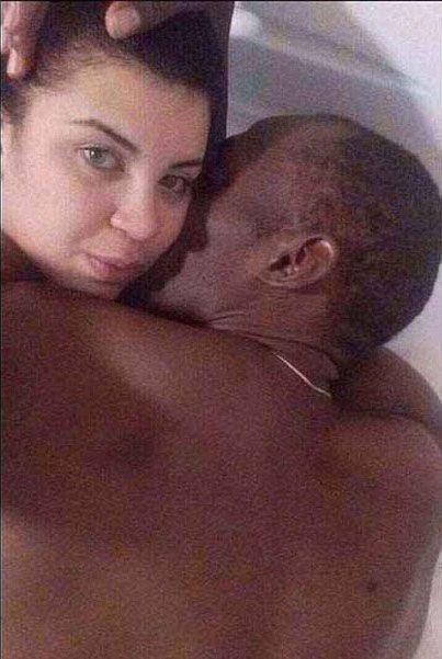 عکس رابطه جنسی اوسین بولت و دختر زیبای برزیلی