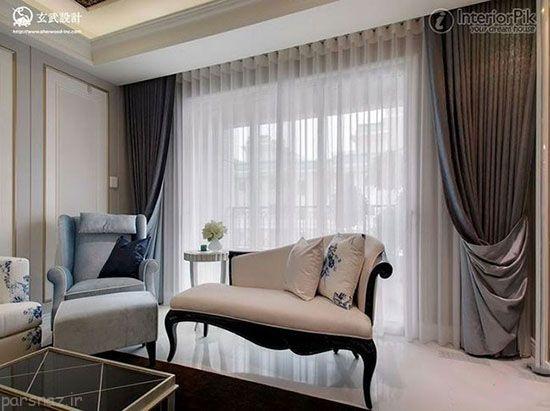 انواع مدل پرده های جدید و زیبا برای خانه شما