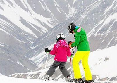 هزینه یک روز اسکی خانوادگی چقدر است؟