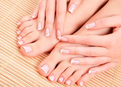 انگشت های پا را با این روش ها زیبا کنید
