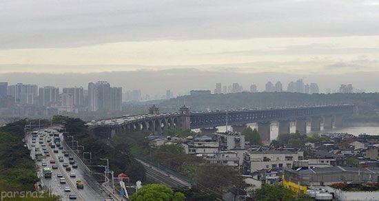 پروژه های غول پیکر چین و رکورد تاریخی