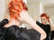 رنگ کردن مو برای خانم های باردار و نکات