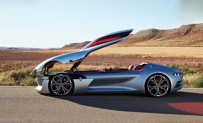 عکس های ماشین تروزر 2016 مدرن ترین خودرو دنیا