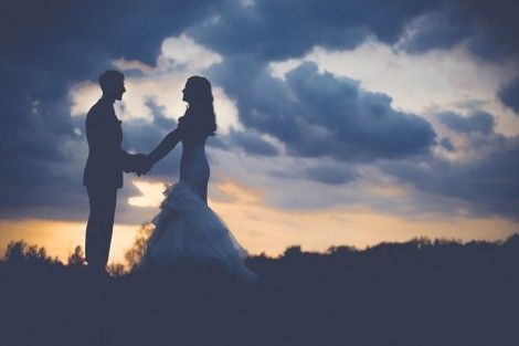 گالری تصاویر عاشقانه و رمانتیک شب عروسی