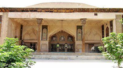 خانه قدیمی و زیبای شیخ الاسلام در زنجان