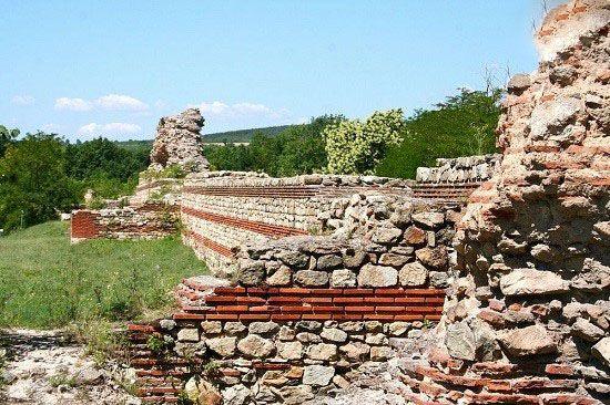 بازمانده های عصر روم در بلغارستان