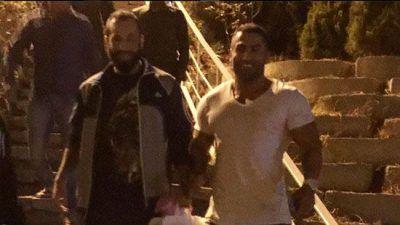 دوستی تتلو و شوهر مهناز افشار در زندان اوین