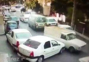 ماجرای راننده وانت جنجالی تهران چه بود؟
