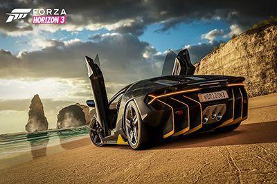 بازی Forza Horizon 3 سرعت و هیجان