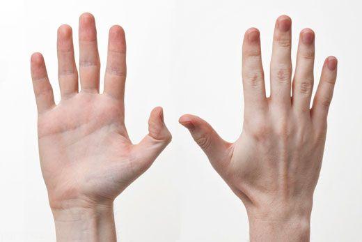 چرا انگشت برخی افراد مدام سرد است؟