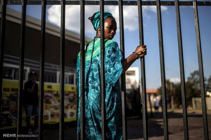 عکس های داغ خبری روز از سراسر جهان (103)
