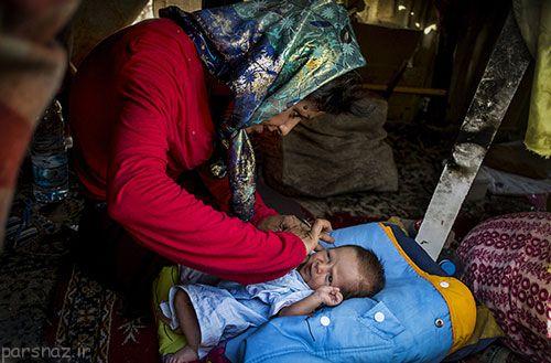 نوزادان معتاد زنگ خطر بزرگ برای جامعه
