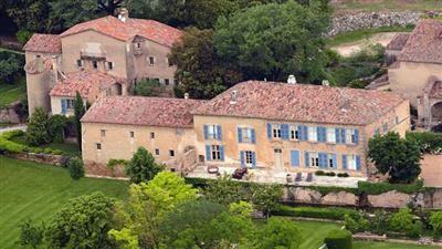فروش کاخ آنجلینا جولی و برد پیت در فرانسه