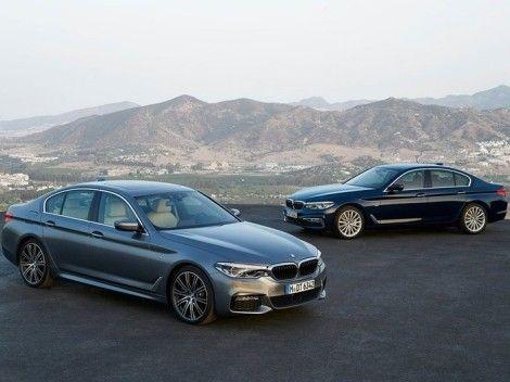 عکس های ماشین BMW 530D با سوخت پاک
