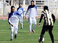 فوتبال جذاب دختران در شیراز +عکس