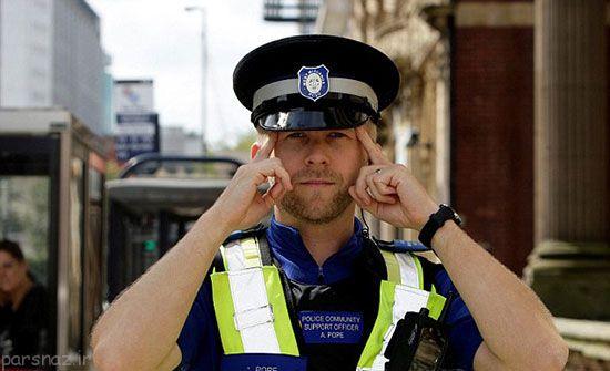 این مرد باهوش ترین پلیس دنیا است