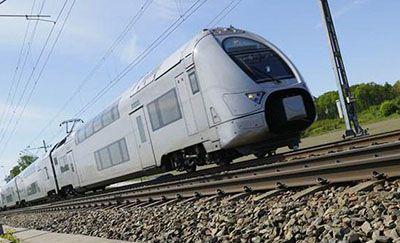 دلیل ریختن سنگ زیر ریل راه آهن