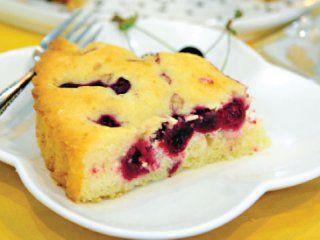طرز تهیه کیک تارت آلبالو خوش طعم