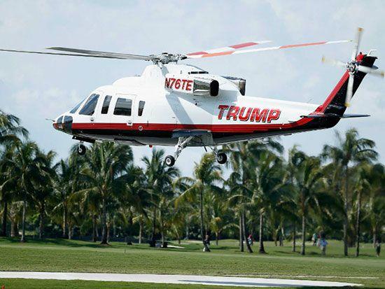 زندگی و ثروت دونالد ترامپ به روایت تصویر