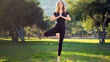 آموزش تمرین برای افزایش تعادل بدن