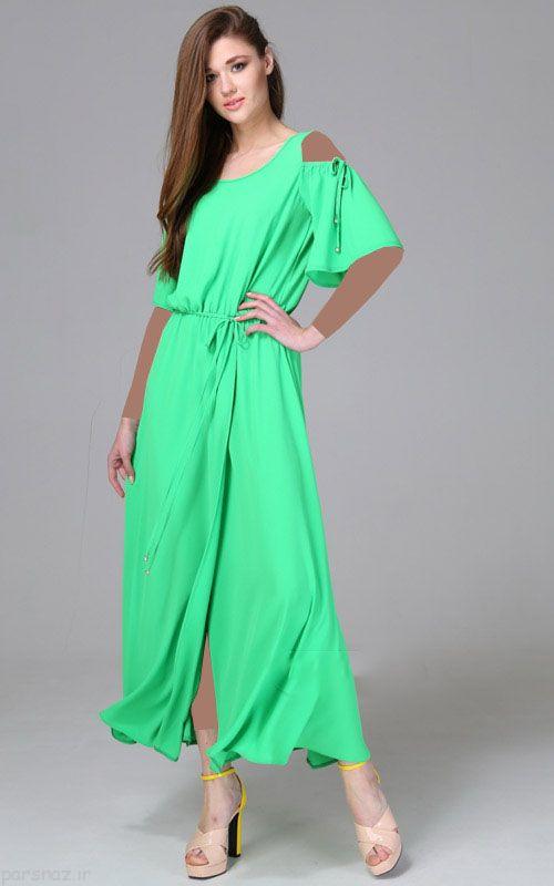مدل لباس زنانه مجلسی برند Arita Style