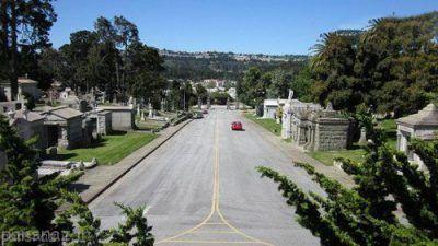 با شهر مردگان در امریکا آشنا شوید