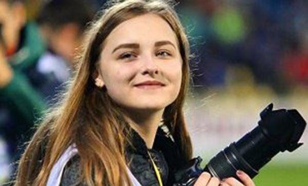 دختر زیبای عکاس عاشق لژیونرهای ایرانی