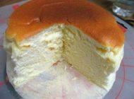 آموزش تهیه کیک پنبه ای خوشمزه