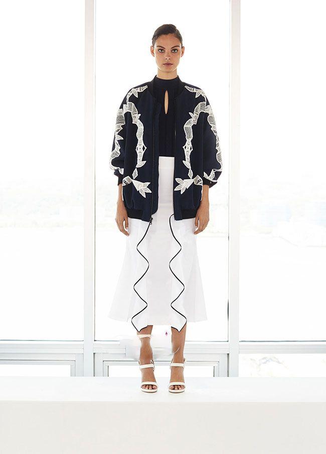 انواع لباس مجلسی از برند Jonathan Simkhai