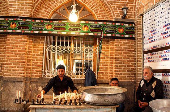 آداب عزاداری مردم ایران در ماه محرم عاشورای حسینی