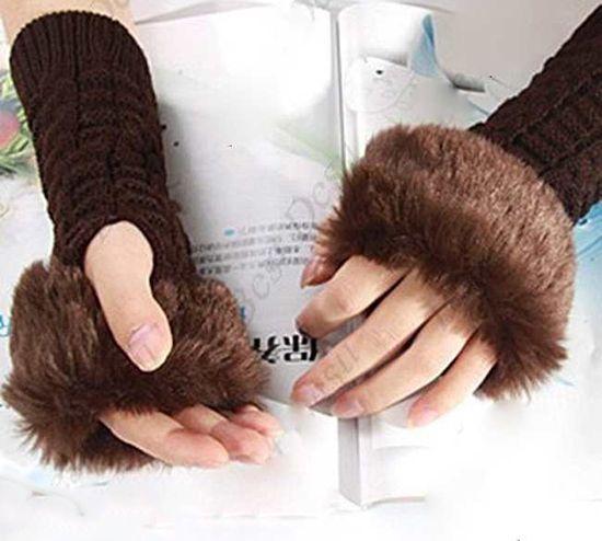 دستکش پوش