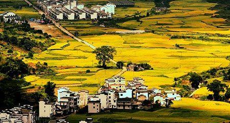 مناطق دیدنی چین در فصل پاییز زیبا