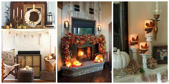 دکوراسیون خانه با حال و هوای پاییز