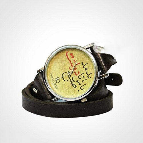 مدل ساعت های مچی طرح جدید ایرانی HR