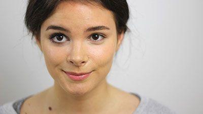 ترفند آرایش درشت نشان دادن چشم ها