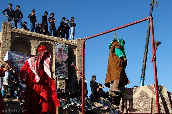 رسوم عزاداری حسینی در سراسر ایران