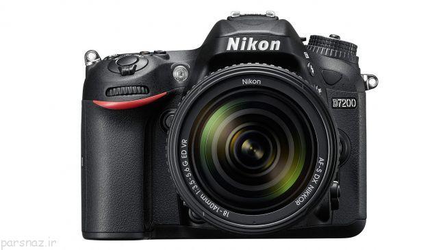 درباره بهترین دوربین های dslr آشنا شوید